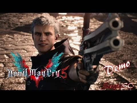 DEVIL MAY CRY 5 - IMPRESIONES Gameplay Walkthrough Full Demo Streaming Español thumbnail