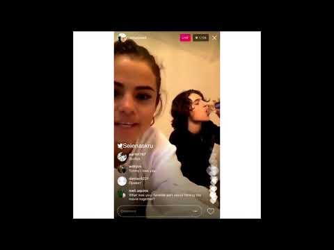 Selena Gomez & Timothée Chalamet On New Movie, Friendship & More | Instagram LIVE 11/4/17