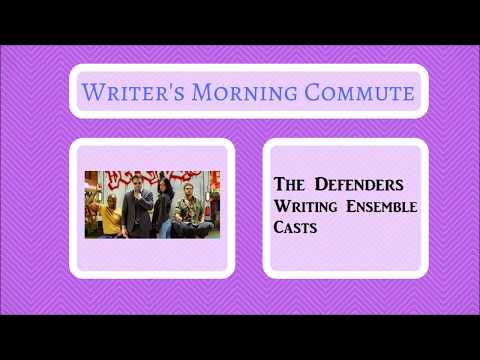 The Defenders: Writing Ensemble Casts
