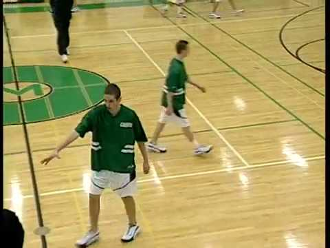 CMHS Boys Basketball vs Estancia 2001 - Battle of the Bell