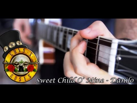 Sweet Child O' Mine - Full Instrumental Cover HD