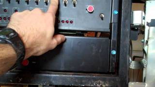 Tour of a (needing restoration) IBM System/34 - Part two