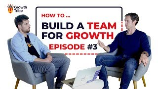 Hiring for Company Growth & Customer Retention with Amplitude | Building a Team for Growth #3