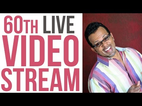 60th Live Stream with Carlton Pearson - Created, Creative and Creating Beings