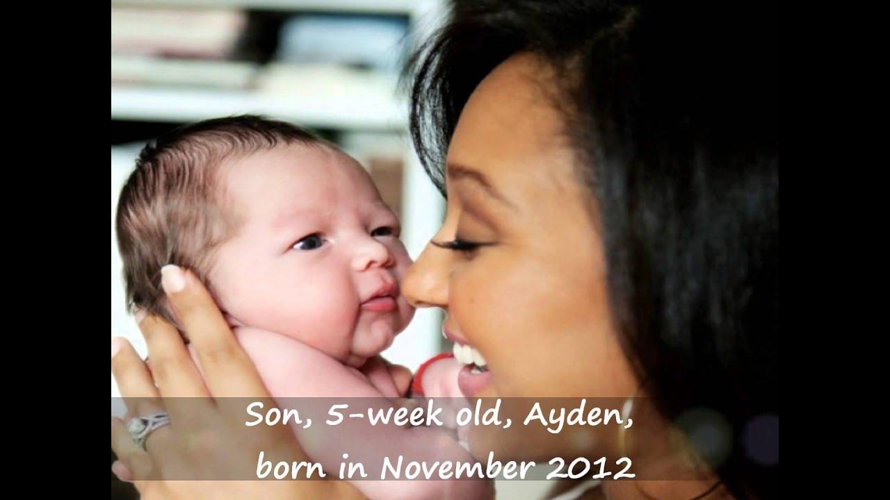 Tia Amp Tamera Mowry Photos Their Beautiful Babies 2012