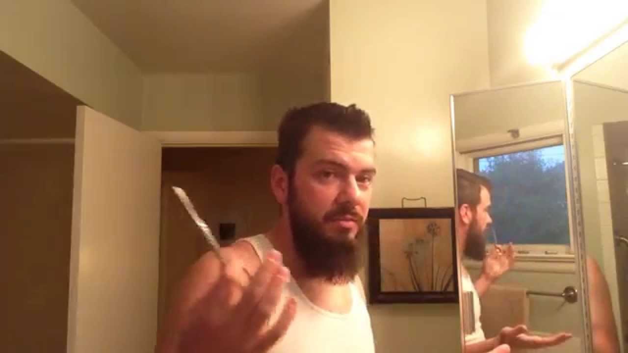 epic how to trim a beard easy and sharp youtube. Black Bedroom Furniture Sets. Home Design Ideas
