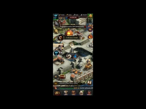 Clash Of Kings : Ancient Battlefield LIVE