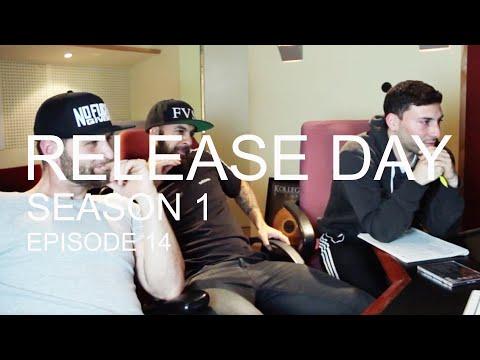 Release Day  - Die 13./14. Woche - Mastering, Unboxing, Zahlen, Charts, Flagging, Wettbewerb