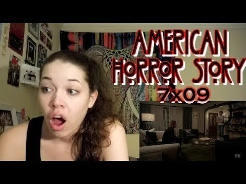 American Horror Story Reaction 7x09