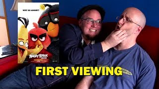 Angry Birds - First Viewing