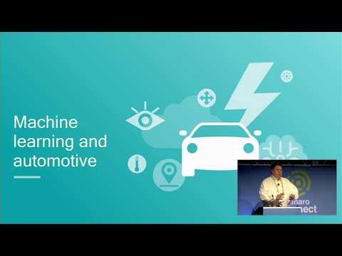 Matt Grob, Qualcomm EVP, Technology at Linaro Connect San Francisco 2017