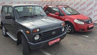 350 тысяч: Лада 4х4 (Нива) или Suzuki SX4??? Что выберем в этот раз?