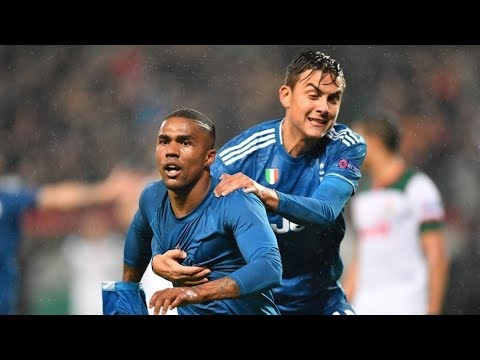 Lokomotiv Moskwa Vs Juventus 1-2 Highlights Uefa Champions League 2019/2020