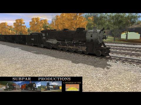 Trainz A New Era [ SubPar Productions Add-On ] - USRA Light Mountain (FreeWare) |