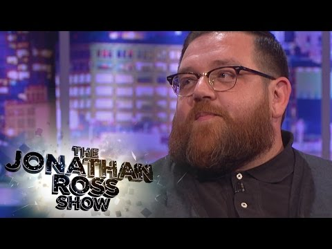 Nick Frost And Simon Pegg's Star Wars Love Affair  The Jonathan Ross