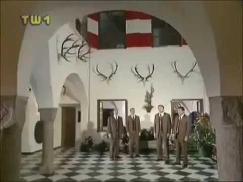 Immat amol (Video) - Kärntner Weihnachtslied - Quartett Almrose Radenthein - 2011
