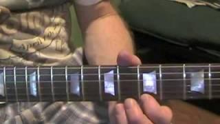 Savoy Truffle Beatles guitar lesson solo