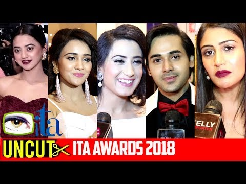 ITA Awards 2018 Full Show | Red Carpet | Divyanka, Sunil, Surbhii, Ashi, Alisha Among Top TV Celebs