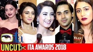 ITA Awards 2018 Full Show   Red Carpet   Divyanka, Sunil, Surbhii, Ashi, Alisha Among Top TV Celebs