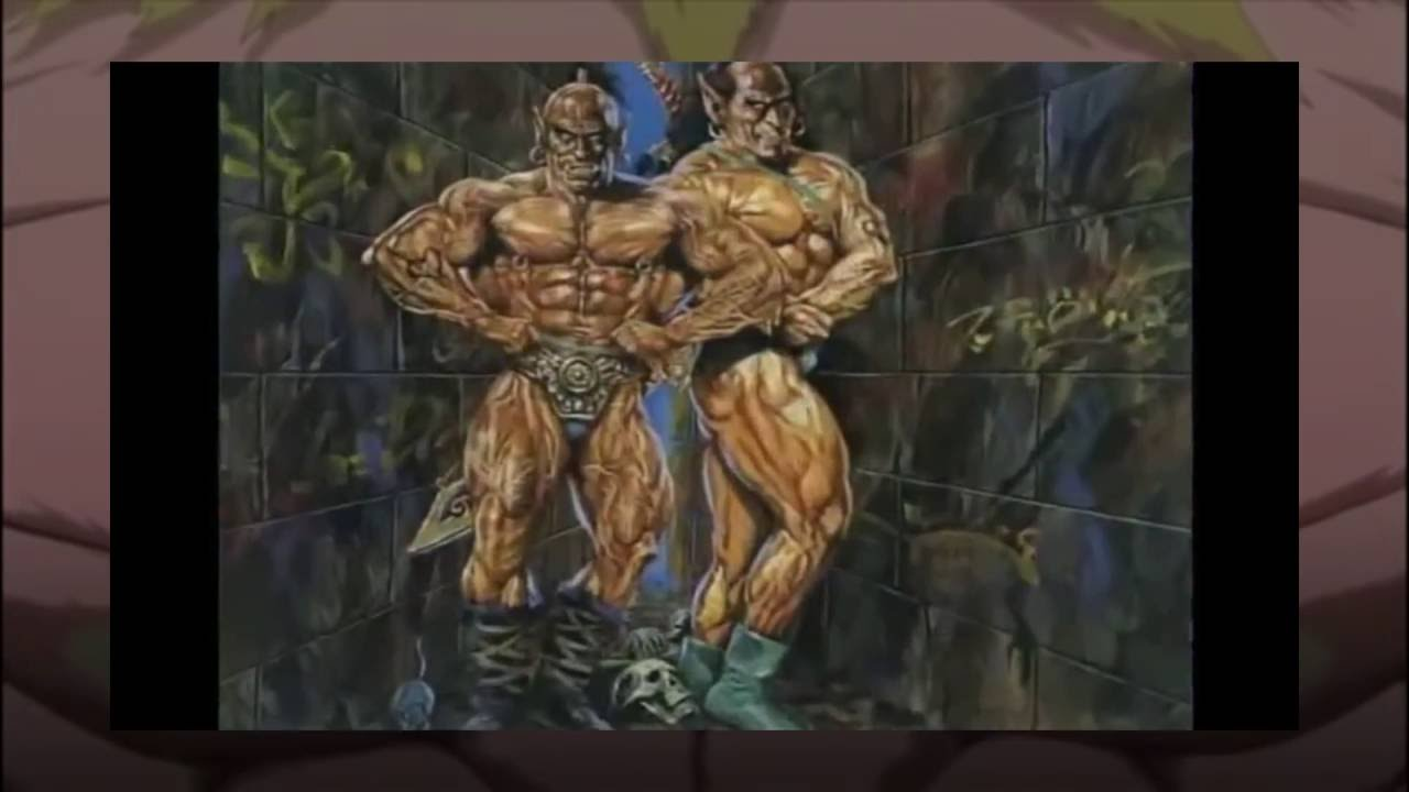 (Remake) Muscle Growth Compilation 001 - YouTube