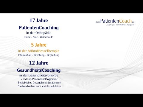 5 Jahre aktives Patienten-Coaching