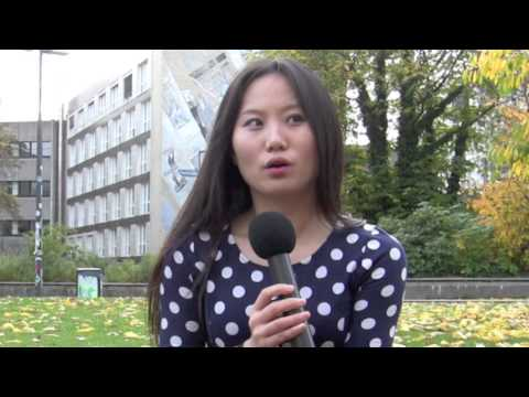 Chinese student Danny about living in Germany, chinese version