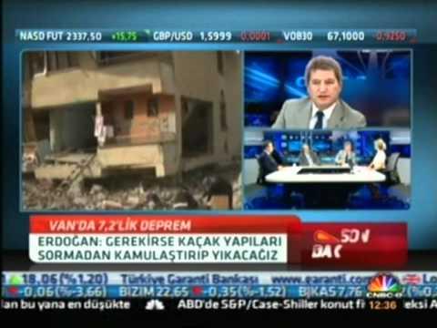 THBB Başkanı Ayhan Güleryüz - CNBC-E, 26.10.2011