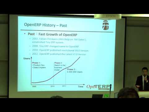 Seminar - Insights into Enterprise Resource Planning - Oracle & OpenERP - Part 2