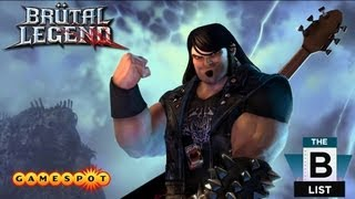 Brutal Legend (PC) - The B-List