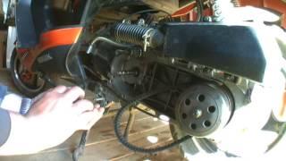 видео Почему двигатель не набирает обороты: 10 причин,