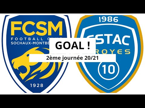 Sochaux Troyes Goals And Highlights
