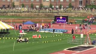 Austin Mernagh Track and Field Highlights. Class of 2018