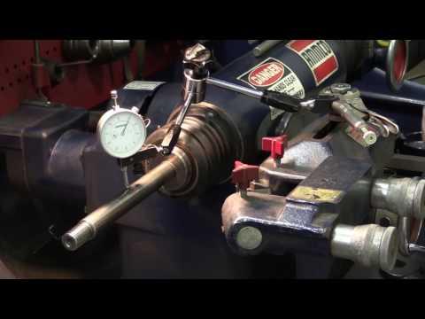 Brake Lathe Maintenance