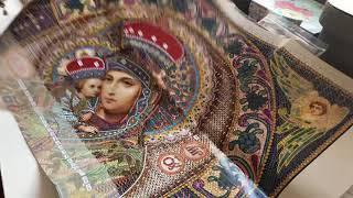 Почаевская икона Божией Матери. Обзор