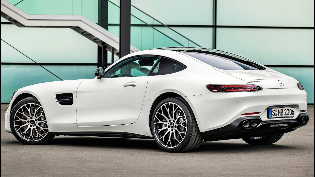 2019 mercedes amg gt - pure driving performance