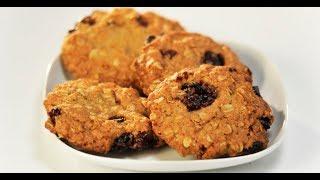 Овсяное печенье | Тайна блюда