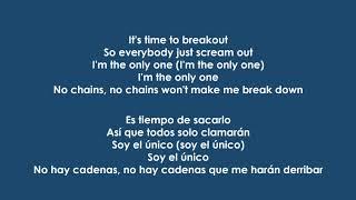 Only one - The score (Subtitulada al español)