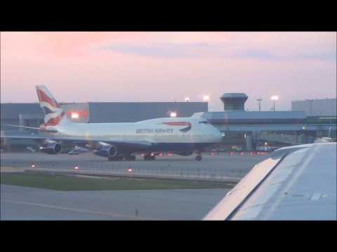 Air Canada A319-100 Toronto Departure