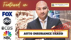 San Diego Auto Insurance Fraud Attorney