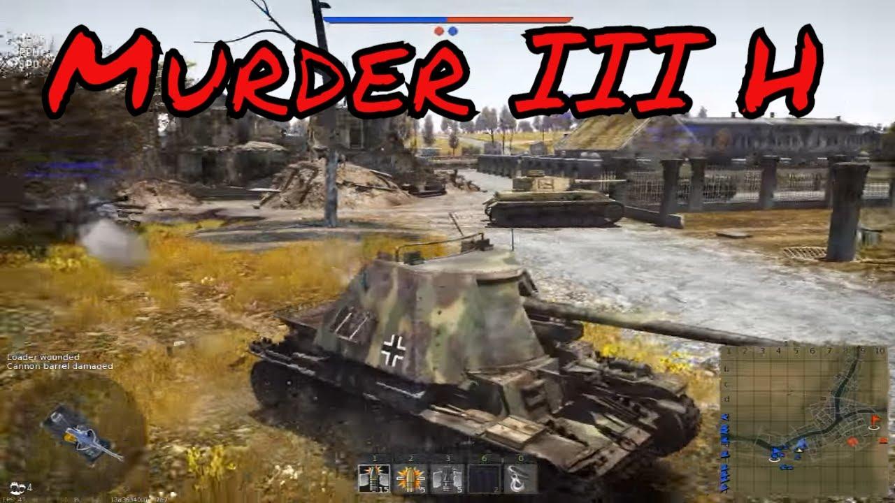 war thunder murder