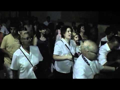 Rondas de Mayores, mises y mister en Navas del Rey 2010