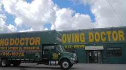 Moving company -The Moving Doctor in NY
