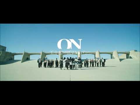 BTS - ON [Chipmunk Version]