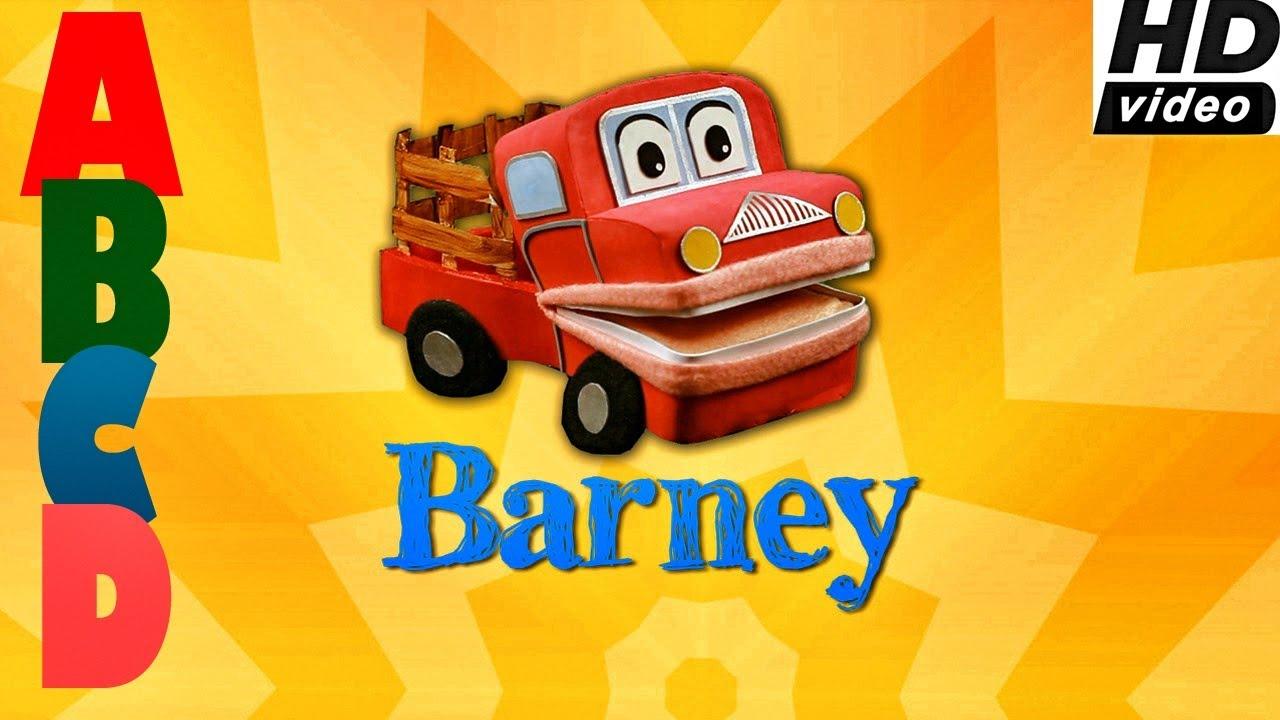 Cantando Y Bailando Con Barney el camion divertido - El ABCEDARIO para niños - Español #