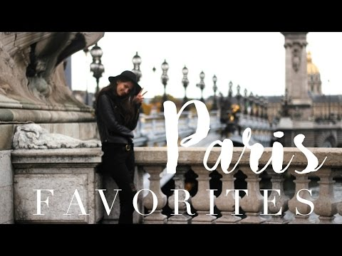 Paris November Favorites | Elena