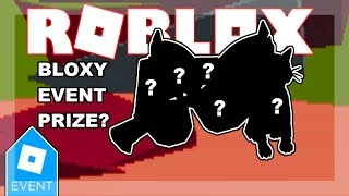 [BLOXY EVENT 2019!?!] HOW TO GET FREE BLOXY MYSTERY PRIZE 2019!?! | Roblox