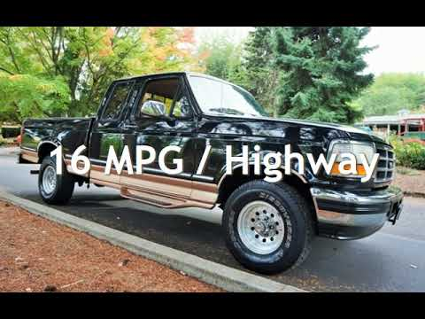 1995 Ford F-150 XLT 2dr 4X4 Super Cab V8 EDDIE BAUER 1 OWNER for sale in Milwaukie, OR