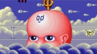 Dynamite Headdy (Genesis) Playthrough - NintendoComplete