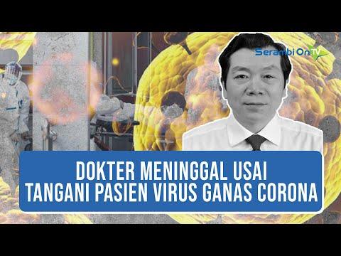 Detik-detik Dokter Meninggal Saat Tangani Pasien Virus Corona