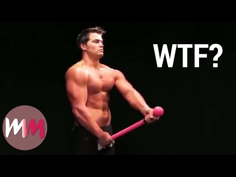 Top 10 Wackiest Workout Equipment